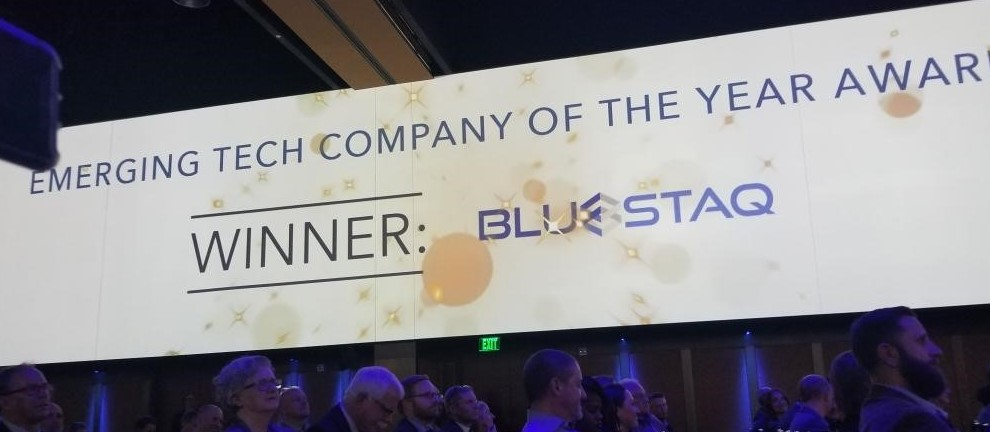 Colorado Technology Association 2019 Emerging Tech Company of the Year